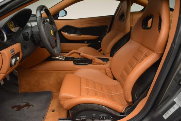 Used 2010 Ferrari 599 GTB Fiorano for sale Sold at Rolls-Royce Motor Cars Greenwich in Greenwich CT 06830 14