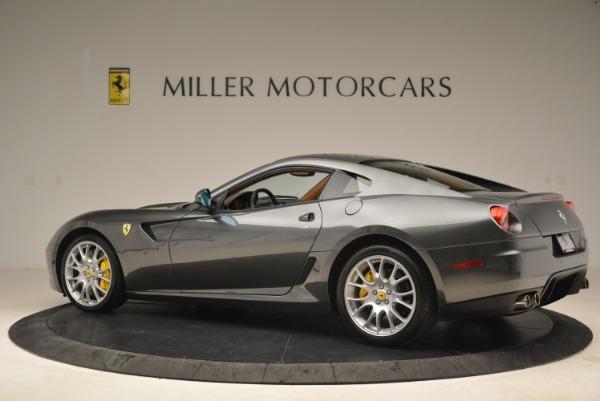 Used 2010 Ferrari 599 GTB Fiorano for sale Sold at Rolls-Royce Motor Cars Greenwich in Greenwich CT 06830 4