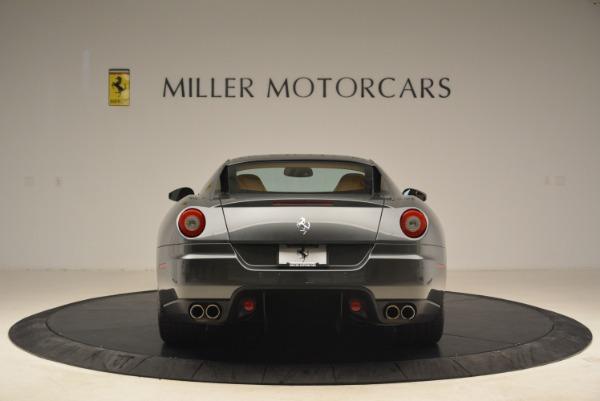 Used 2010 Ferrari 599 GTB Fiorano for sale Sold at Rolls-Royce Motor Cars Greenwich in Greenwich CT 06830 6