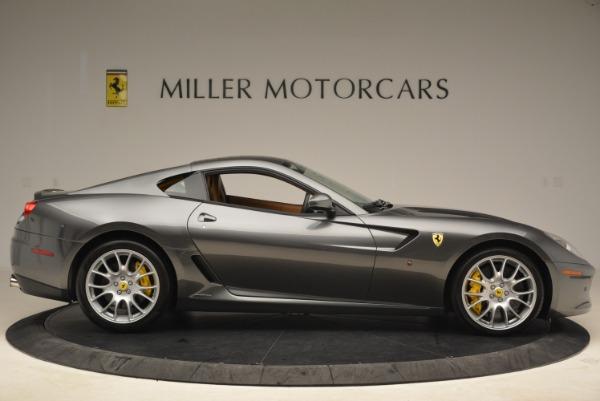 Used 2010 Ferrari 599 GTB Fiorano for sale Sold at Rolls-Royce Motor Cars Greenwich in Greenwich CT 06830 9