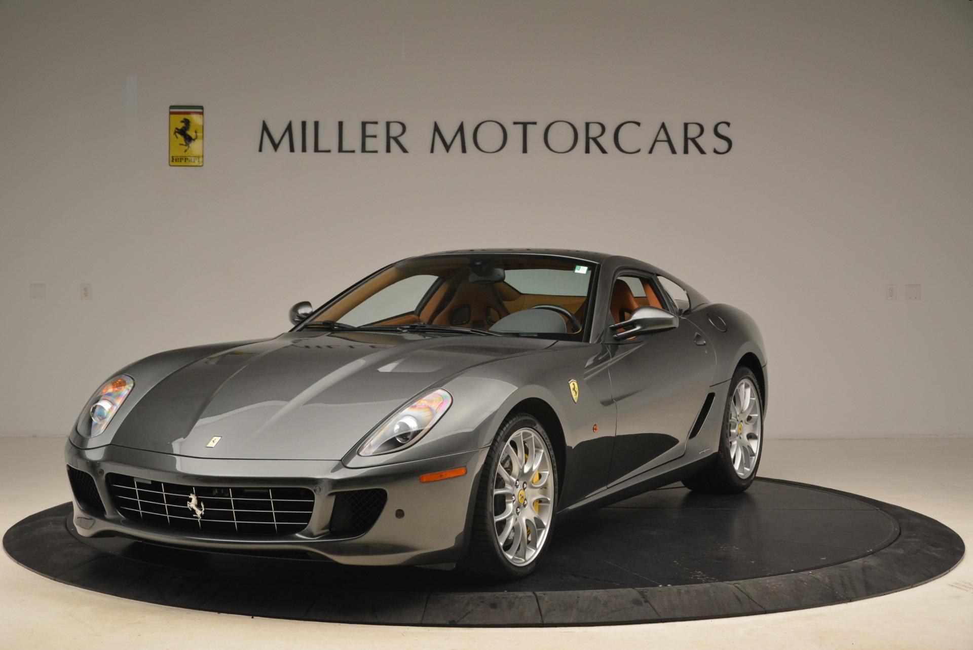 Used 2010 Ferrari 599 GTB Fiorano for sale Sold at Rolls-Royce Motor Cars Greenwich in Greenwich CT 06830 1