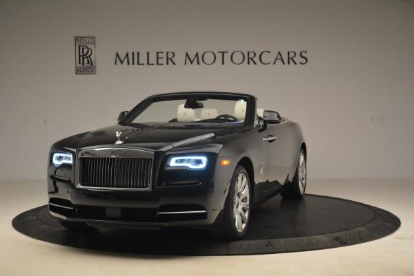 Used 2016 Rolls-Royce Dawn for sale Sold at Rolls-Royce Motor Cars Greenwich in Greenwich CT 06830 1