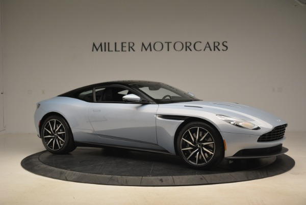 New 2018 Aston Martin DB11 V12 for sale Sold at Rolls-Royce Motor Cars Greenwich in Greenwich CT 06830 10