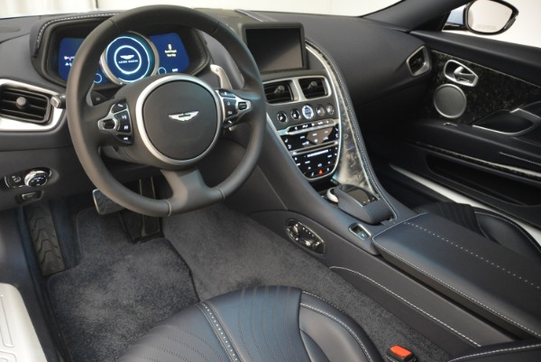 New 2018 Aston Martin DB11 V12 for sale Sold at Rolls-Royce Motor Cars Greenwich in Greenwich CT 06830 14