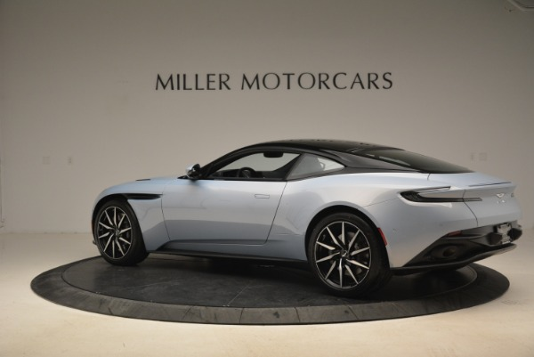 New 2018 Aston Martin DB11 V12 for sale Sold at Rolls-Royce Motor Cars Greenwich in Greenwich CT 06830 4