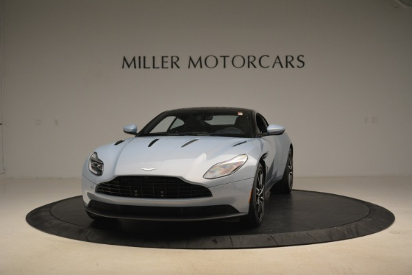 New 2018 Aston Martin DB11 V12 for sale Sold at Rolls-Royce Motor Cars Greenwich in Greenwich CT 06830 1