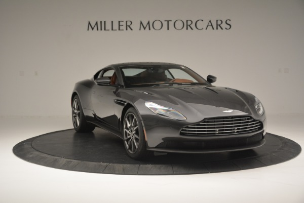 Used 2018 Aston Martin DB11 V12 for sale $164,990 at Rolls-Royce Motor Cars Greenwich in Greenwich CT 06830 11