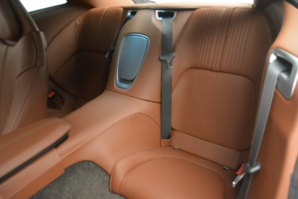 Used 2018 Aston Martin DB11 V12 for sale $164,990 at Rolls-Royce Motor Cars Greenwich in Greenwich CT 06830 16