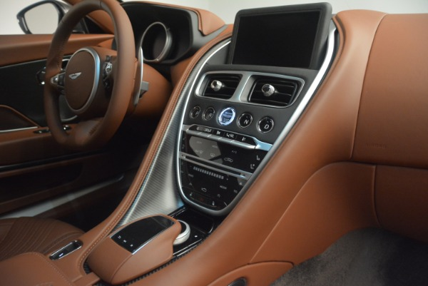 Used 2018 Aston Martin DB11 V12 for sale $164,990 at Rolls-Royce Motor Cars Greenwich in Greenwich CT 06830 18