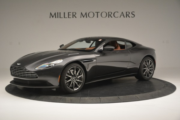 Used 2018 Aston Martin DB11 V12 for sale $164,990 at Rolls-Royce Motor Cars Greenwich in Greenwich CT 06830 2