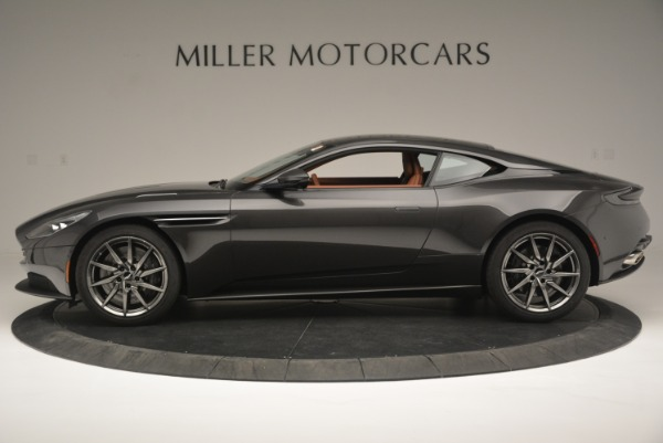 New 2018 Aston Martin DB11 V12 Coupe for sale Sold at Rolls-Royce Motor Cars Greenwich in Greenwich CT 06830 3