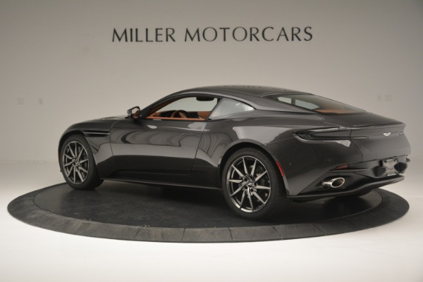 Used 2018 Aston Martin DB11 V12 for sale $164,990 at Rolls-Royce Motor Cars Greenwich in Greenwich CT 06830 4
