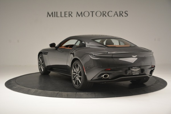 Used 2018 Aston Martin DB11 V12 for sale $164,990 at Rolls-Royce Motor Cars Greenwich in Greenwich CT 06830 5