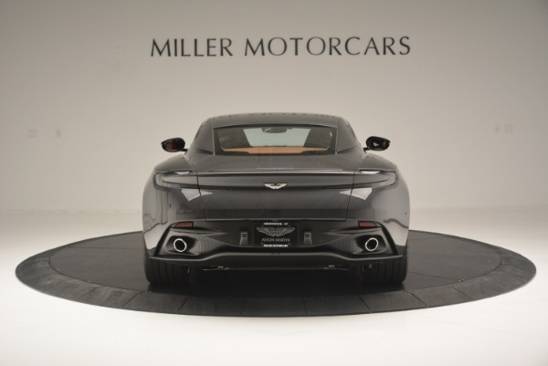 New 2018 Aston Martin DB11 V12 Coupe for sale Sold at Rolls-Royce Motor Cars Greenwich in Greenwich CT 06830 6