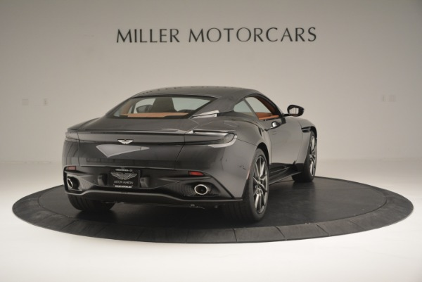 Used 2018 Aston Martin DB11 V12 for sale $164,990 at Rolls-Royce Motor Cars Greenwich in Greenwich CT 06830 7