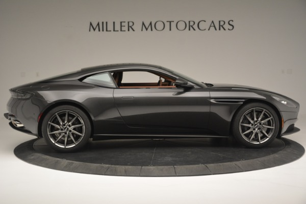 Used 2018 Aston Martin DB11 V12 for sale $164,990 at Rolls-Royce Motor Cars Greenwich in Greenwich CT 06830 9