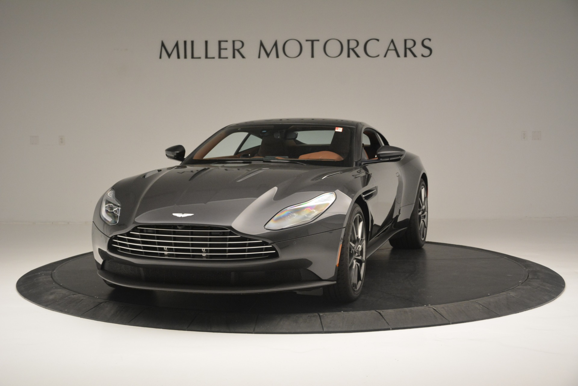 New 2018 Aston Martin DB11 V12 Coupe for sale Sold at Rolls-Royce Motor Cars Greenwich in Greenwich CT 06830 1