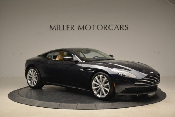 New 2018 Aston Martin DB11 V12 Coupe for sale Sold at Rolls-Royce Motor Cars Greenwich in Greenwich CT 06830 10