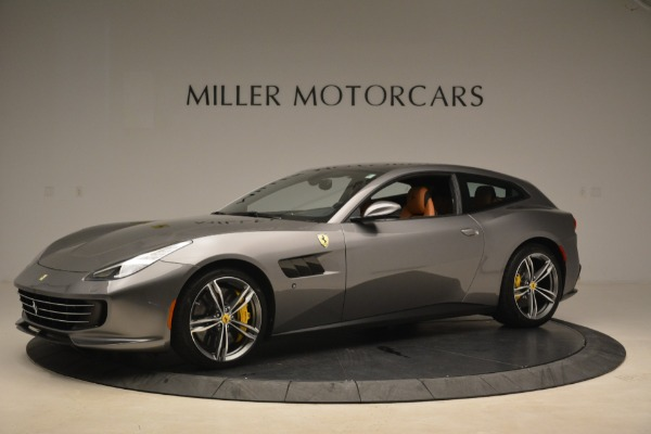 Used 2017 Ferrari GTC4Lusso for sale Sold at Rolls-Royce Motor Cars Greenwich in Greenwich CT 06830 2