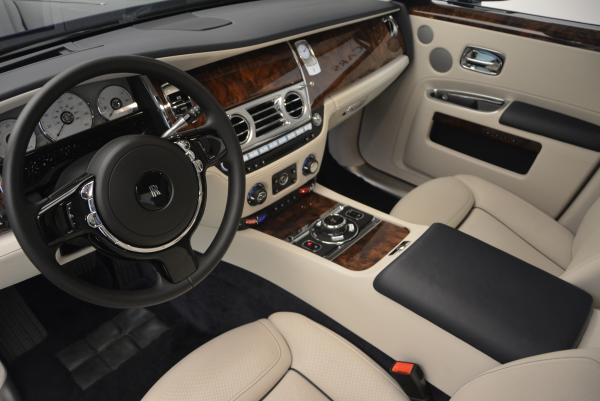 New 2016 Rolls-Royce Ghost Series II for sale Sold at Rolls-Royce Motor Cars Greenwich in Greenwich CT 06830 22