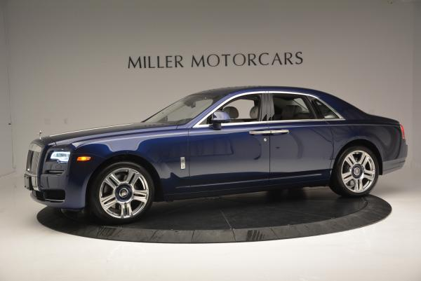 New 2016 Rolls-Royce Ghost Series II for sale Sold at Rolls-Royce Motor Cars Greenwich in Greenwich CT 06830 3