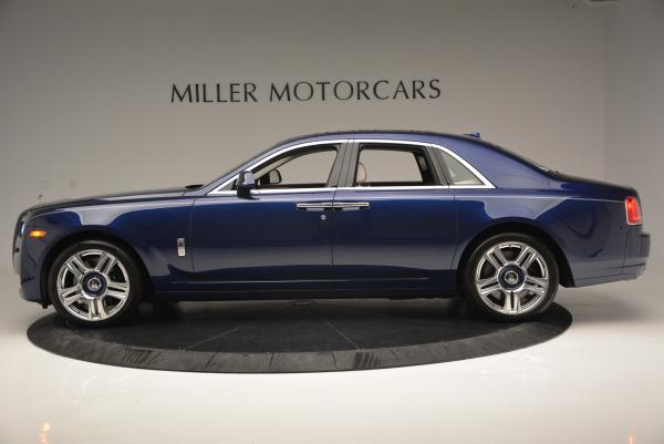 New 2016 Rolls-Royce Ghost Series II for sale Sold at Rolls-Royce Motor Cars Greenwich in Greenwich CT 06830 4