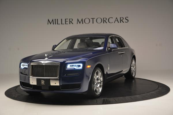 New 2016 Rolls-Royce Ghost Series II for sale Sold at Rolls-Royce Motor Cars Greenwich in Greenwich CT 06830 1