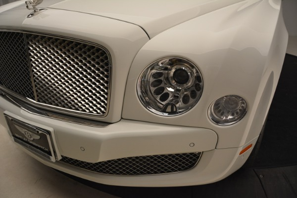 Used 2013 Bentley Mulsanne for sale Sold at Rolls-Royce Motor Cars Greenwich in Greenwich CT 06830 11