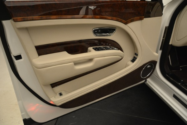 Used 2013 Bentley Mulsanne for sale Sold at Rolls-Royce Motor Cars Greenwich in Greenwich CT 06830 13