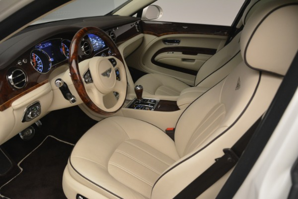 Used 2013 Bentley Mulsanne for sale Sold at Rolls-Royce Motor Cars Greenwich in Greenwich CT 06830 16