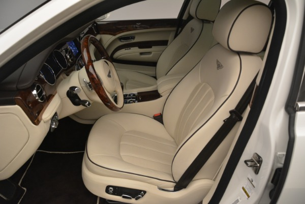 Used 2013 Bentley Mulsanne for sale Sold at Rolls-Royce Motor Cars Greenwich in Greenwich CT 06830 17