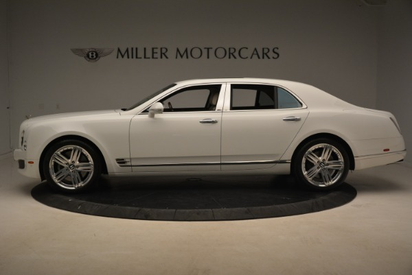 Used 2013 Bentley Mulsanne for sale Sold at Rolls-Royce Motor Cars Greenwich in Greenwich CT 06830 2