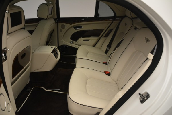 Used 2013 Bentley Mulsanne for sale Sold at Rolls-Royce Motor Cars Greenwich in Greenwich CT 06830 21