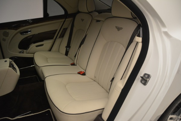 Used 2013 Bentley Mulsanne for sale Sold at Rolls-Royce Motor Cars Greenwich in Greenwich CT 06830 22