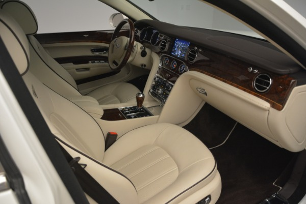 Used 2013 Bentley Mulsanne for sale Sold at Rolls-Royce Motor Cars Greenwich in Greenwich CT 06830 26