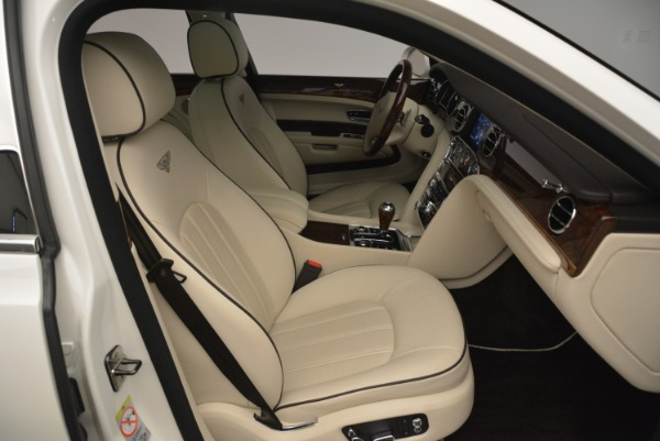 Used 2013 Bentley Mulsanne for sale Sold at Rolls-Royce Motor Cars Greenwich in Greenwich CT 06830 27