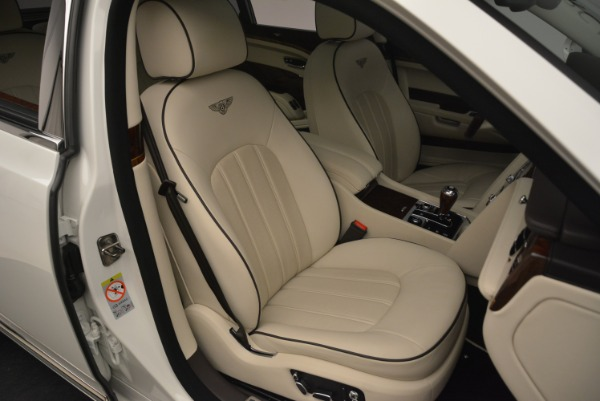 Used 2013 Bentley Mulsanne for sale Sold at Rolls-Royce Motor Cars Greenwich in Greenwich CT 06830 28