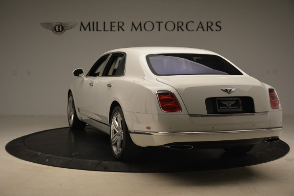 Used 2013 Bentley Mulsanne for sale Sold at Rolls-Royce Motor Cars Greenwich in Greenwich CT 06830 3