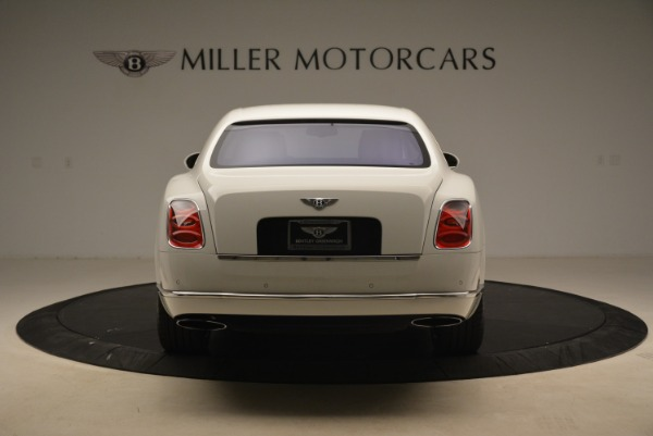 Used 2013 Bentley Mulsanne for sale Sold at Rolls-Royce Motor Cars Greenwich in Greenwich CT 06830 4