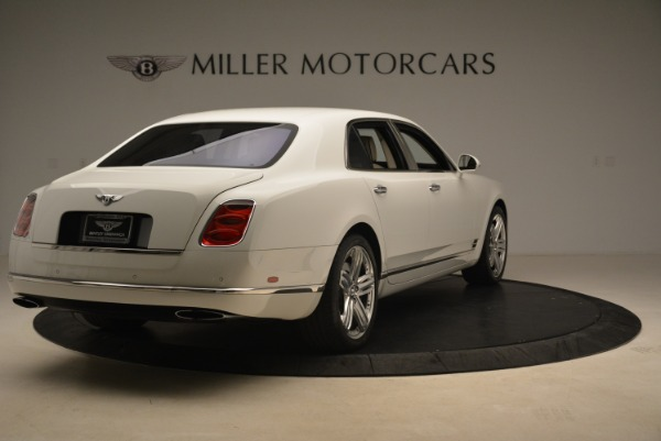 Used 2013 Bentley Mulsanne for sale Sold at Rolls-Royce Motor Cars Greenwich in Greenwich CT 06830 5