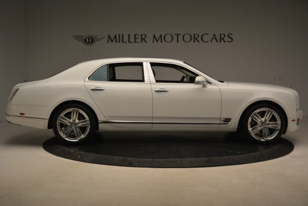 Used 2013 Bentley Mulsanne for sale Sold at Rolls-Royce Motor Cars Greenwich in Greenwich CT 06830 6