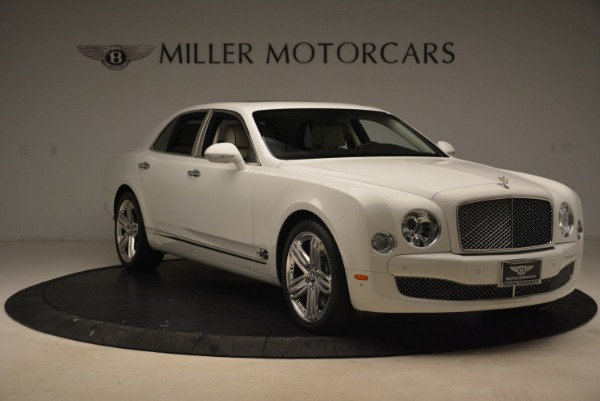 Used 2013 Bentley Mulsanne for sale Sold at Rolls-Royce Motor Cars Greenwich in Greenwich CT 06830 7
