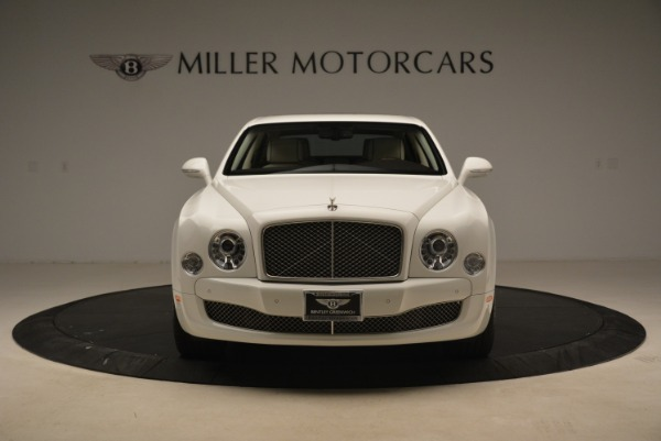 Used 2013 Bentley Mulsanne for sale Sold at Rolls-Royce Motor Cars Greenwich in Greenwich CT 06830 8