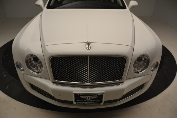 Used 2013 Bentley Mulsanne for sale Sold at Rolls-Royce Motor Cars Greenwich in Greenwich CT 06830 9