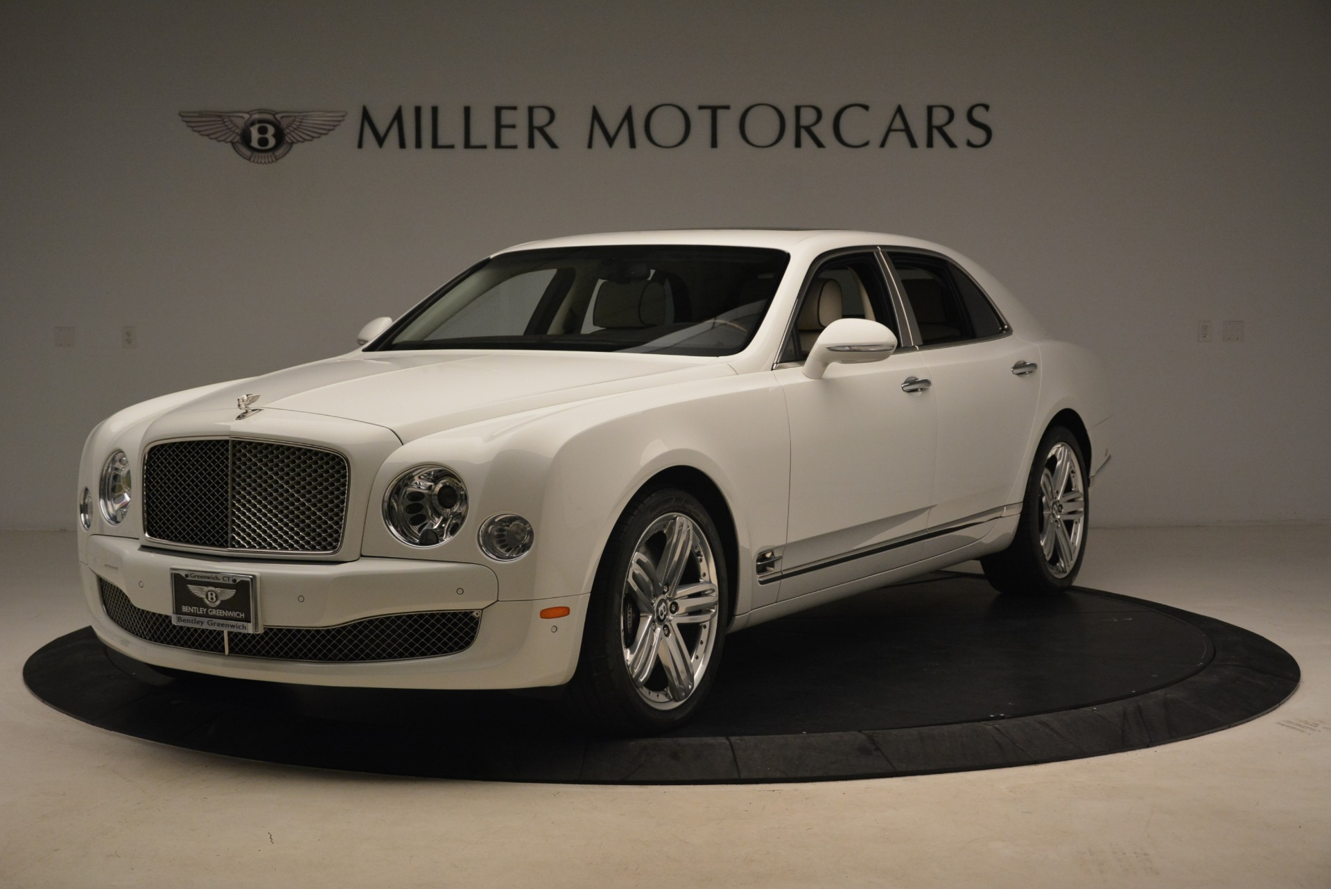 Used 2013 Bentley Mulsanne for sale Sold at Rolls-Royce Motor Cars Greenwich in Greenwich CT 06830 1