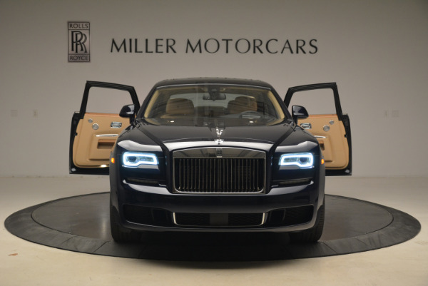 Used 2018 Rolls-Royce Ghost for sale Sold at Rolls-Royce Motor Cars Greenwich in Greenwich CT 06830 13