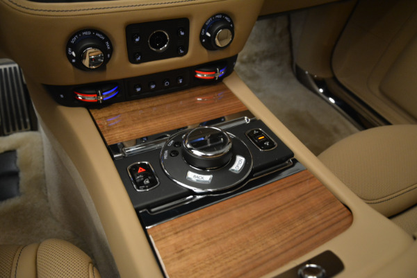Used 2018 Rolls-Royce Ghost for sale Sold at Rolls-Royce Motor Cars Greenwich in Greenwich CT 06830 19