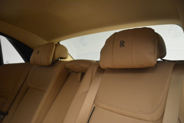 Used 2018 Rolls-Royce Ghost for sale Sold at Rolls-Royce Motor Cars Greenwich in Greenwich CT 06830 21
