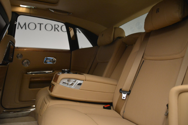 Used 2018 Rolls-Royce Ghost for sale Sold at Rolls-Royce Motor Cars Greenwich in Greenwich CT 06830 22