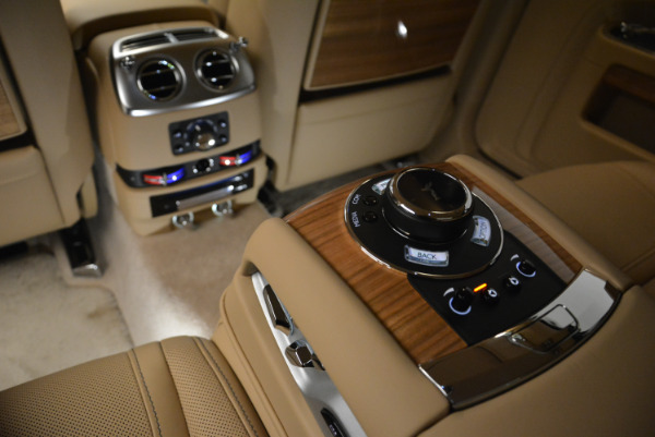 Used 2018 Rolls-Royce Ghost for sale Sold at Rolls-Royce Motor Cars Greenwich in Greenwich CT 06830 24